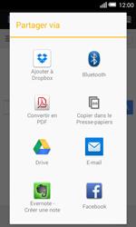 Alcatel OT-5050X Pop S3 - Internet et connexion - Naviguer sur internet - Étape 19