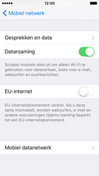 Apple iPhone SE - Internet - Internet gebruiken in het buitenland - Stap 8