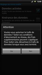 Sony LT22i Xperia P - Internet - Configuration manuelle - Étape 7