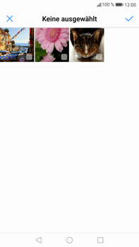 Huawei Mate 9 - MMS - Erstellen und senden - 18 / 22