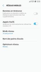 Samsung Galaxy J3 (2017) - Réseau - Changer mode réseau - Étape 8
