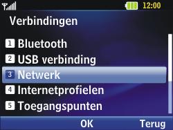LG C320 InTouch Lady - netwerk en bereik - gebruik in binnen- en buitenland - stap 5
