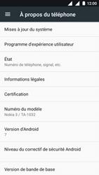 Nokia 3 - Appareil - Mise à jour logicielle - Étape 6