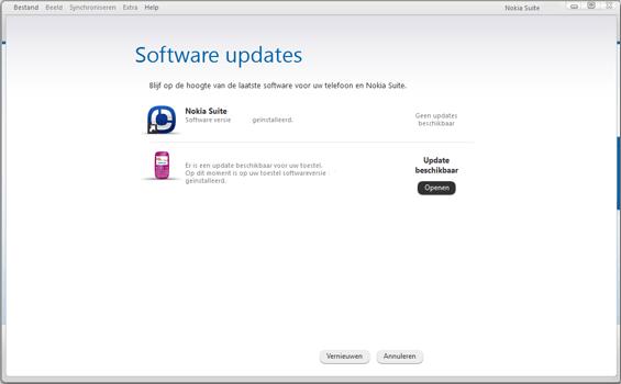Nokia 6 - Software - Installeer firmware update - Stap 5