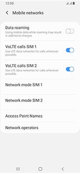 Samsung Galaxy A40 - Internet - Manual configuration - Step 8