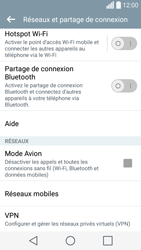 LG Spirit 4G - Internet et roaming de données - Désactivation du roaming de données - Étape 5