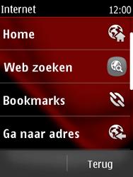 Nokia Asha 300 - Internet - Internetten - Stap 3