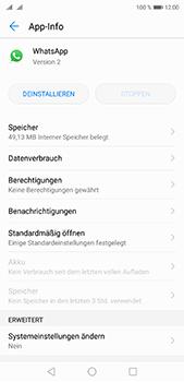 Huawei P20 Pro - Apps - Eine App deinstallieren - Schritt 6