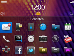 BlackBerry 9360 Curve - Instellingen - ontvangen via SMS - Stap 9