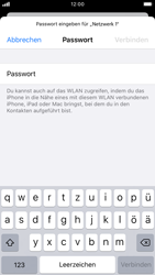 Apple iPhone 8 - iOS 13 - WiFi - WiFi-Konfiguration - Schritt 6