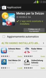 Samsung Galaxy S III Mini - Applicazioni - Installazione delle applicazioni - Fase 15