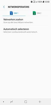 Samsung Galaxy A6 - Netwerk - gebruik in het buitenland - Stap 11