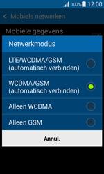 Samsung G357 Galaxy Ace 4 - Netwerk - Wijzig netwerkmodus - Stap 7