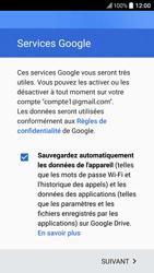 HTC HTC 10 - E-mail - Configuration manuelle (gmail) - Étape 15