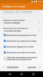 Wiko Rainbow Jam - Dual SIM - E-mail - Configuration manuelle (outlook) - Étape 9