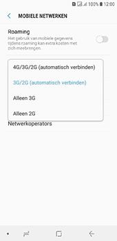 Samsung Galaxy J6 - 4G instellen  - Toestel instellen voor 4G - Stap 7