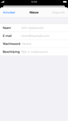 Apple iPhone 7 - iOS 13 - E-mail - Account instellen (POP3 met SMTP-verificatie) - Stap 7