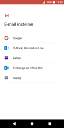 Sony Xperia XZ2 Compact - E-mail - Handmatig instellen (gmail) - Stap 8