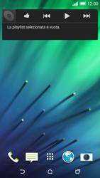 HTC One M8 - Operazioni iniziali - Installazione di widget e applicazioni nella schermata iniziale - Fase 8