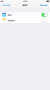Apple iPhone 8 Plus - E-mail - Account instellen (IMAP met SMTP-verificatie) - Stap 15