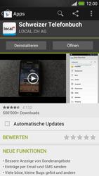 HTC One - Apps - Installieren von Apps - Schritt 10