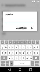 LG G5 SE - Internet - Apn-Einstellungen - 1 / 1