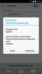 Huawei Ascend P7 - Bluetooth - Geräte koppeln - Schritt 9