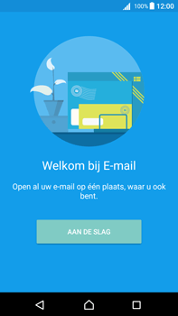 Sony Xperia Z5 Premium - Android Nougat - E-mail - e-mail instellen (outlook) - Stap 4
