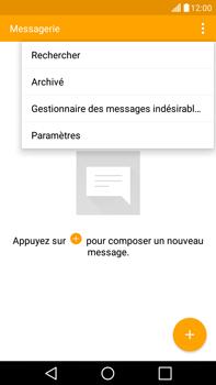 LG H365 G4 Stylus - SMS - configuration manuelle - Étape 5