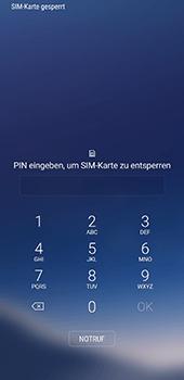Samsung Galaxy S8 Plus - Gerät - Einen Soft-Reset durchführen - Schritt 4