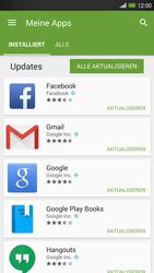 HTC One Max - Apps - Nach App-Updates suchen - Schritt 6