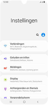 Samsung Galaxy A40 - internet - mobiele data managen - stap 4