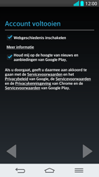 LG G2 (D802) - Applicaties - Account aanmaken - Stap 18