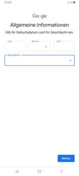 Samsung Galaxy A80 - Apps - Konto anlegen und einrichten - Schritt 10