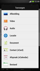 HTC Desire 601 - e-mail - hoe te versturen - stap 11