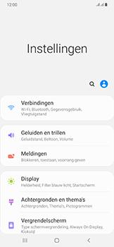 Samsung Galaxy A50 - Bellen - in het buitenland - Stap 4