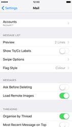 Apple iPhone 6 iOS 10 - E-mail - Manual configuration POP3 with SMTP verification - Step 16