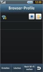 Samsung Jet - Internet - Apn-Einstellungen - 7 / 15