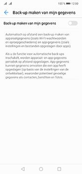 Huawei P20 Lite Dual-SIM (Model ANE-LX1) - Instellingen aanpassen - Back-up maken in je account - Stap 6