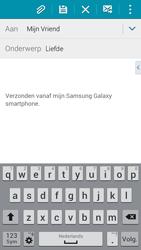 Samsung Galaxy K Zoom 4G (SM-C115) - E-mail - Hoe te versturen - Stap 9