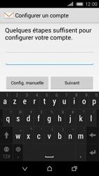 HTC Desire 320 - E-mail - Configuration manuelle - Étape 7