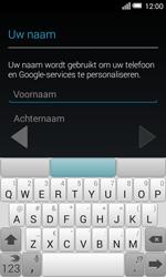 Alcatel POP S3 - apps - account instellen - stap 5