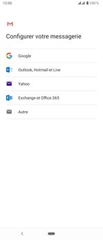 Sony Xperia 5 - E-mail - configuration manuelle - Étape 8