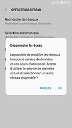 Samsung Galaxy J3 (2017) - Réseau - Sélection manuelle du réseau - Étape 11