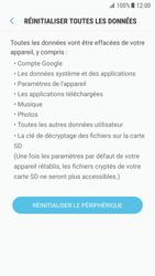 Samsung Galaxy S7 - Android N - Téléphone mobile - Réinitialisation de la configuration d