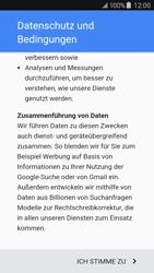 Samsung Galaxy J5 (2016) - Apps - Konto anlegen und einrichten - 17 / 24