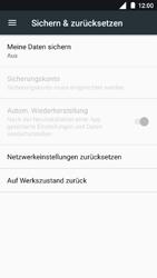 Nokia 3 - Gerät - Zurücksetzen auf die Werkseinstellungen - Schritt 6