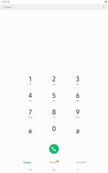 Samsung galaxy-tab-a-10-1-lte-2019-sm-t515 - Beveiliging en ouderlijk toezicht - Nummer blokkeren - Stap 4
