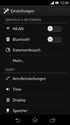 Sony Xperia L - Bluetooth - Geräte koppeln - 2 / 2