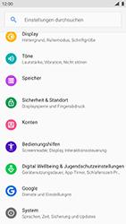 Nokia 8 - Android Pie - Gerät - Zurücksetzen auf die Werkseinstellungen - Schritt 4